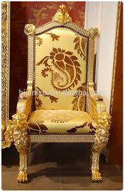 Throne Style Chair Luxury French Louis Xv Style Living Room Hawk Throne Armchair