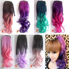 vp hair extensions colorful ombre hair extensions in 2016 amazing photo
