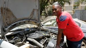 Car For The Blind Respect The Hustle Meet The Blind Mechanic Who Defies All Odds