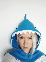 ferocious costume capes shark halloween costume