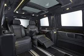 luxury mercedes van dmc luxury interior carbon fiber body kit for the mercedes van v