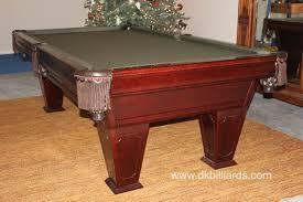 Pool Table Price by Moving A Brunswick Ventura Dk Billiards Pool Table Sales U0026 Service