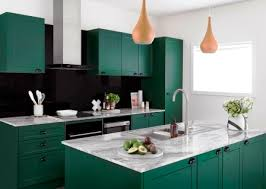 how to paint kitchen cabinets bunnings diy flatpack kitchens in 6 colours from bunnings cabinetry