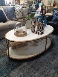 White Oval Coffee Table Two Tier Oval Coffee Table Mecox Gardens