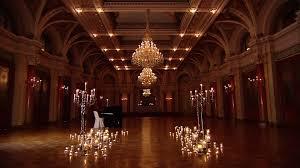 Ballroom Chandelier Ballroom Ballet Staging Switzerland Hd Stock 179 110