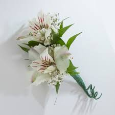 boutonniere flower two alstroemeria boutonniere martin s specialty store order
