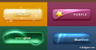 buttons designen 4 designer colorful web buttons