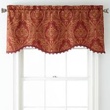 Jc Penney Curtains Valances Clearance Valances Curtains Drapes For Window Jcpenney