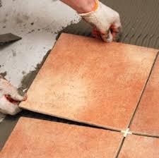 Laying Tile Floor In Bathroom - how to install ceramic tile bob vila