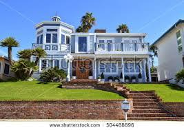 custom made homes custom made houses estates suburbs los stock photo royalty free