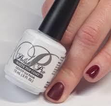 nsi nails matte gel polish top coat polish pro gel polish