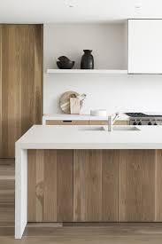 table de cuisine habitat association entre le bois et le blanc http m habitat fr