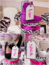 Sweet 16 Table Centerpieces 7 Ideas For Fashion U0026 Shopping Theme Centerpieces Bat Mitzvah