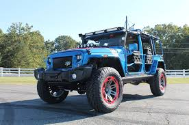 sema jeep for sale omix ada and petty u0027s garage to auction 2016 sema jeep wrangler for