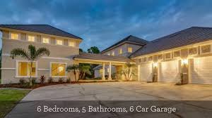 6 Car Garage 3172 tuscawillow drive melbourne florida 32934 youtube