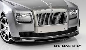 roll royce vorsteiner vorsteiner rolls royce ghost 2 car revs daily com