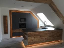 küche in dachschräge best küche in dachschräge pictures ideas design livingmuseum
