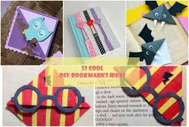 halloween bookmarks 33 cool diy bookmarks ideas for every fun loving bookworm