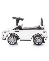 land rover evoque white chipolino ride on car land rover evoque white mum n me baby shop