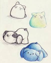 25 trending cute drawings of animals ideas on pinterest easy