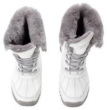 ugg s adirondack tweed boots white ugg australia ugg australia 220 s adirondack tweed