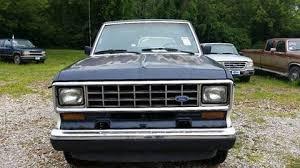 1986 ford ranger 4x4 1986 ford ranger for sale carsforsale com