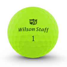 soft green wilson staff duo soft optix lectric lime 12 pack wilson