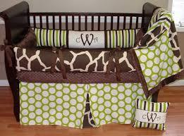 Cheetah Print Crib Bedding Custom Animal Print Crib Bedding Curtain Ideas
