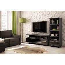 Tv Stands Furniture Shop South Shore Furniture Reflekt Grey Oak Tv Cabinet At Lowes Com