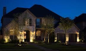 Residential Landscape Lighting Landscape Lighting Houston Outdoor Lighting Specialists In