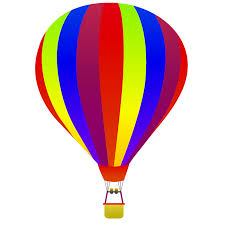 air balloon no background