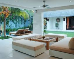 Modern Tropical House Interior Design Techethecom - Tropical interior design living room