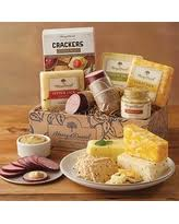 cheese gift baskets great deals on meat and cheese gift baskets