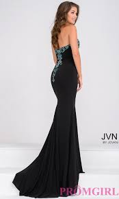 celebrity prom dresses evening gowns promgirl jo jvn jvn49357