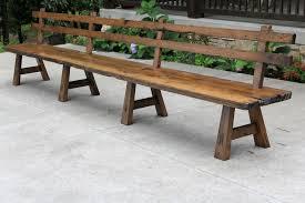 Wooden Bench Design Cristian Saleniuc Intelligent Design Woodwork Union Mo