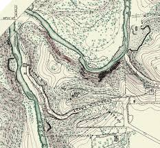 National Zoo Map Historical Maps The Walter Pierce Park Cemeteries