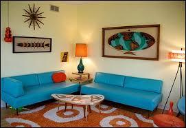 60s Home Decor 60s Decor Style Bm Furnititure