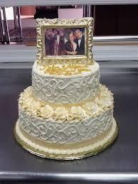 50th wedding anniversary cake topper 25 wedding anniversary cake topper image images gold 50th wedding
