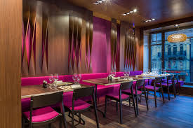 Restaurant Design Concepts Aurora Restaurant And Bar By Barmade Interior Design Zurich