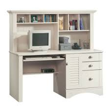 Orchard Hills Computer Desk With Hutch amazon com harbor view computer desk with hutch antiqued paint