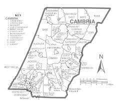 Pennsylvania County Maps by File Map Of Cambria County Pennsylvania Png Wikimedia Commons
