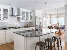Kitchen  Arabescato Carrara Herringbone Solid Slab Backsplash - Quartz backsplash