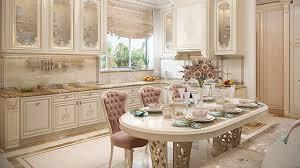Luxurious Kitchen Designs Superior Kitchen Interior Design In Dubai By Luxury Antonovich Design