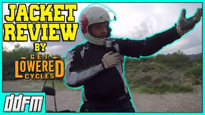 best motorcycle jacket the best motorcycle jacket for summer under 200 youtube