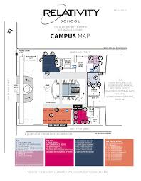 Western Michigan University Campus Map by Campus Map Relativity