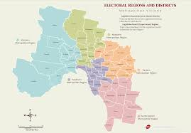 Lake Victoria Map State Maps Victorian Electoral Commission