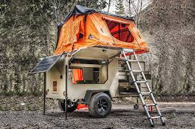 jeep offroad trailer base camp off road trailer hiconsumption