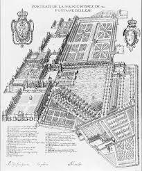 Fontainebleau Floor Plan 15 Best Fontainebleau Le Notre Germain En Laye Images On Pinterest