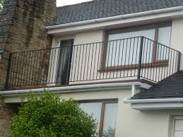 Garden Wall Railings by Exteriors Fancy French Style Balcony Railings Fence Black