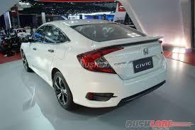 New Honda Civic 2015 India New Honda Civic Sales In India Aimed At 2 500 Units A Month